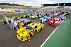 All Fahrzeuge und Fahrer 2016