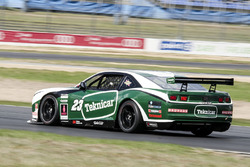Jan Magnussen, Chevrolet Camaro