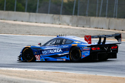 #90 VisitFlorida.com Racing, Corvette DP: Marc Goossens, Ryan Hunter-Reay