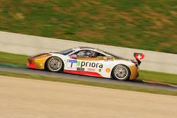 #1 Octane 126 Ferrari 458: Bjorn Grossmann
