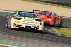 #32 StileF Squadra Corse, Ferrari 458: Andreas Segler