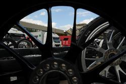 Atmosphäre im Fahrerlager
