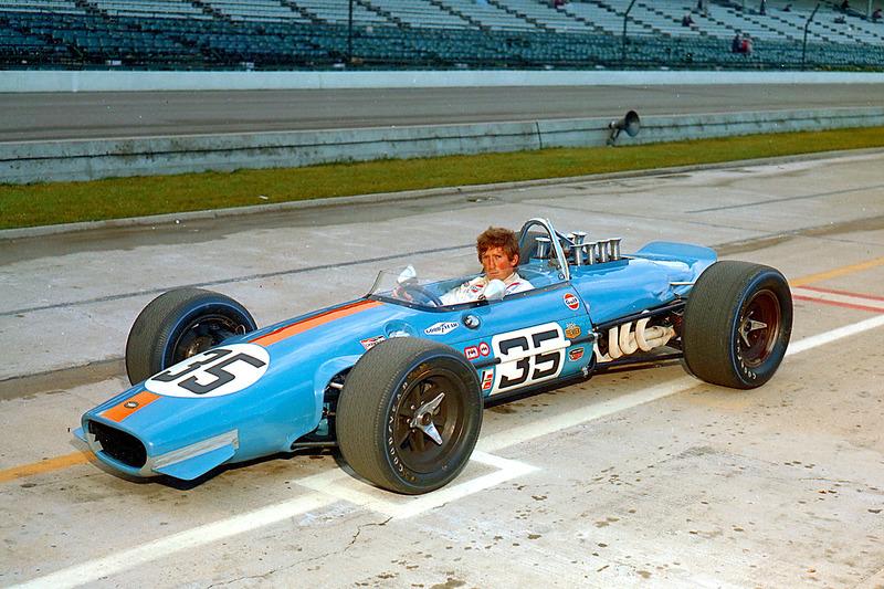 Jochen Rindt  (1967 y 1968)
