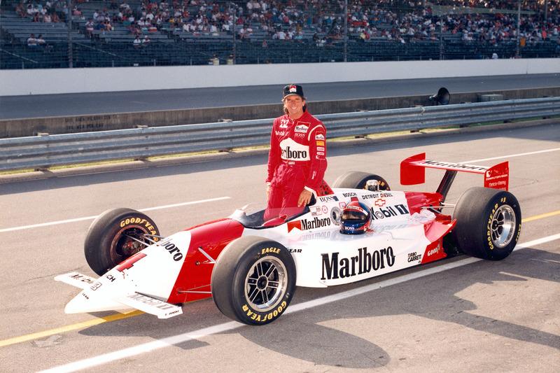 Em 1995, o piloto acabou não se classificando para a Indy 500 após o carro da Penske não ter se adaptado bem à pista. Ele ainda tentou se garantir na prova com um carro da equipe Rahal, mas perdeu a vaga no grid para Stefan Johansson no Bump Day.