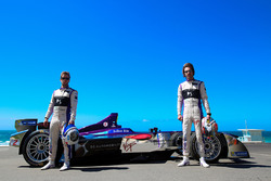 Sam Bird, Jean-Eric Vergne, DS Virgin Racing Formula E Team