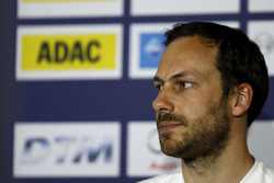 Press Conference: Gary Paffett, Mercedes-AMG Team ART, Mercedes-AMG C63 DTM