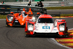 #44 Manor Oreca 05 - Nissan: Tor Graves, Will Stevens, James Jakes