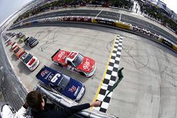 Partenza: William Byron, Kyle Busch Motorsports Toyota