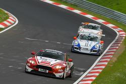 Wolfgang Weber, Norbert Bermes, Scott Preacher, Aston Martin Vantage V8