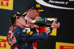 Winnaar Max Verstappen, Red Bull Racing RB12