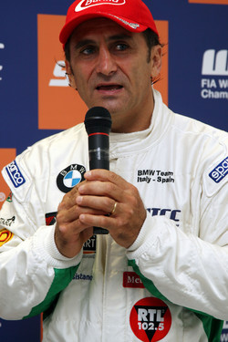 Alex Zanardi, a man who never gives up