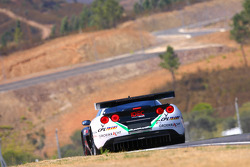 SRT Corvette C6R N°3: Bert Longin, James Ruffier