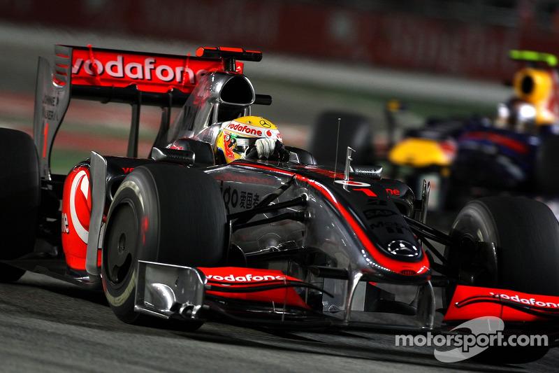 2009 - Льюіс Хемілтон, McLaren
