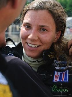 Second place Simona De Silvestro
