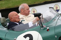 Sir Stirling Moss & Mark Knopfler