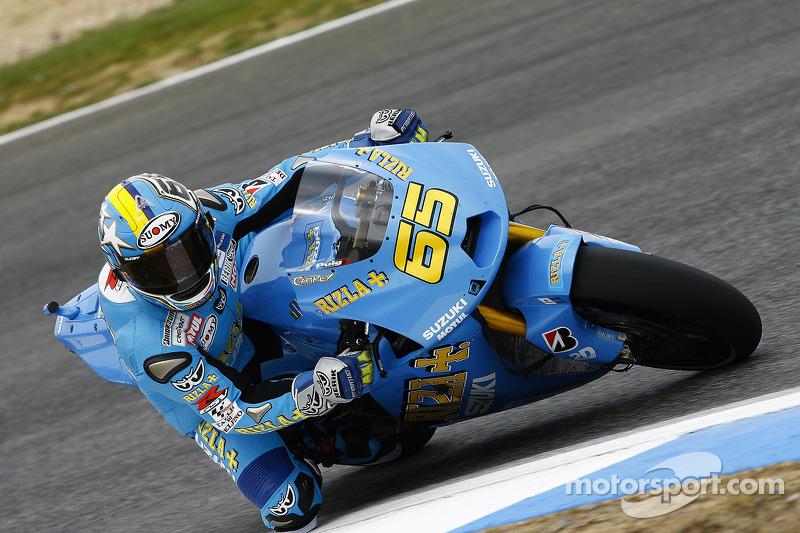 2009: Loris Capirossi