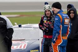 Scott Speed and Kyle Busch