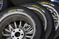 Pirelli tarmac tires