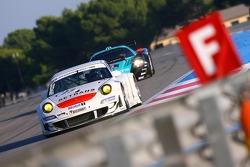 #97 Brixia Racing Porsche 911 GT3 RSR: Luigi Lucchini, Martin Ragginger