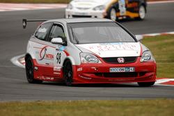 Matt Hamilton leads Martyn Bell