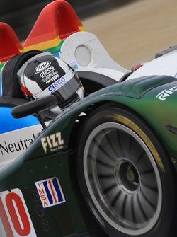 #10 ECO Racing Radical SR9 AER: Hideki Noda, Cort Wagner, Nikolas Konstant