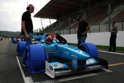 #2 Marijn Van Kalmthout, VK Racing, F1 Benetton B197 Judd 4.0 V10 [ex-Alesi]