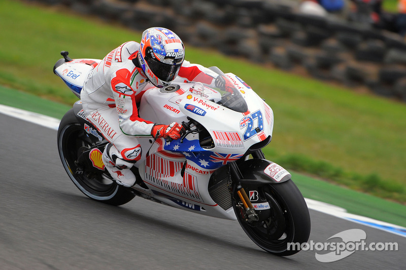 Ducati - Casey Stoner - GP de Australia 2010