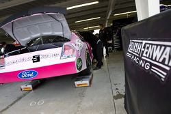 The No. 60 Save-A-Lot Ford prepares for practice