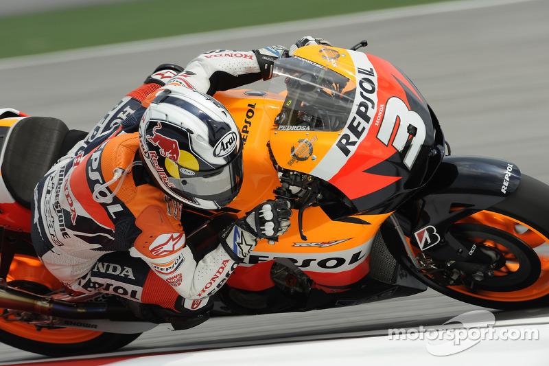 Дані Педроса - №3, MotoGP, 2009 рік