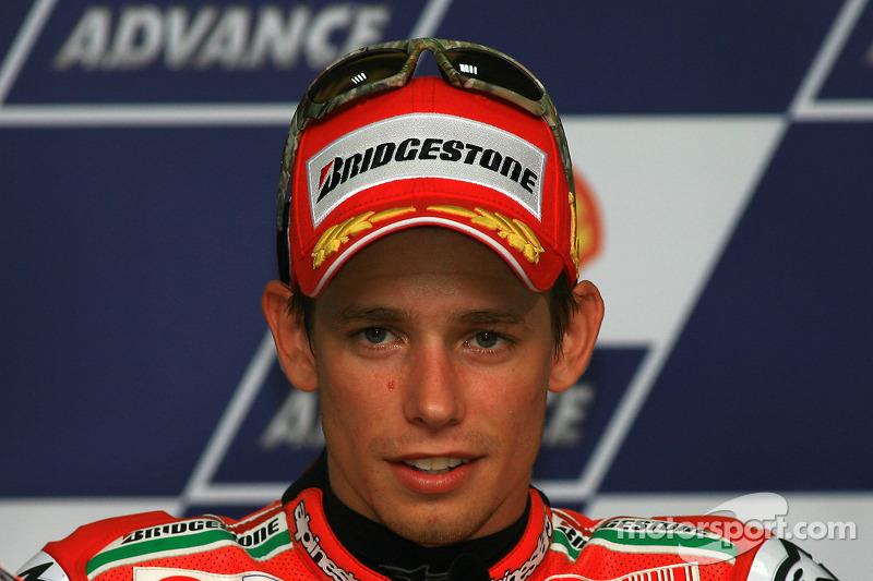 Post conferencia de prensa: Casey Stoner, Ducati Marlboro Team