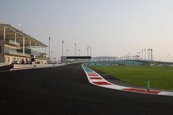 El nuevo Circuito de Abu Dhabi Yas Marina
