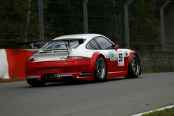 #59 Trackspeed Porsche 911 GT3 RSR: Jorg Bergmeister, Christian Mamerow