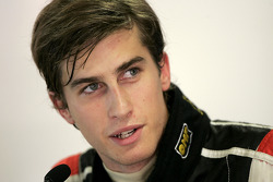 Nicola De Marco in the post qualifying press conference