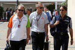Martin Whitmarsh, McLaren, Şef Sorumlusu, Adam Parr, Williams F1 Team