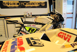 LCR Honda MotoGP Team pitbox