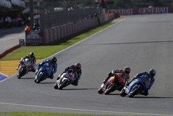 Loris Capirossi, Rizla Suzuki MotoGP, Andrea Dovizioso, Repsol Honda Team