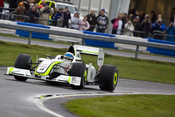 Anthony Davidson Brawn GP Demonstration