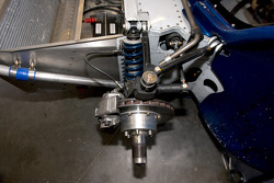 Suspension avant de Lola T70