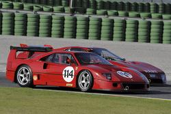 Ferrari Challenge: Christian Chavy