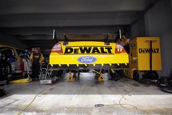 Matt Kenseth's crew prepares his 17 DeWalt Ford Fusion