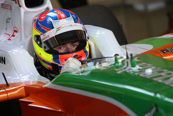 Paul di Resta, Tests for Force India