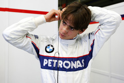 Esteban Gutierrez, Tests for BMW Sauber team