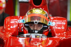 Jules Bianchi, Tests for Scuderia Ferrari