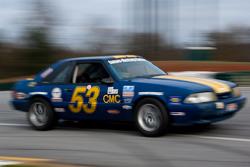1993 Ford Mustang: Peter Urbanski