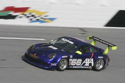 #68 TRG Porsche GT3: Peter Bassett, David Fry, Daniel Graeff, Michael Marsal, Ron Yarab Jr.