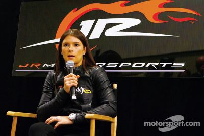 Conférence de presse JR Motorsports