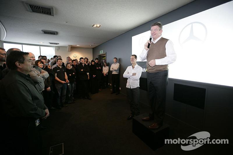 Michael Schumacher ist zurück