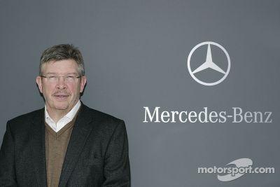 Michael Schumacher ve Mercedes Grand Prix duyurusu