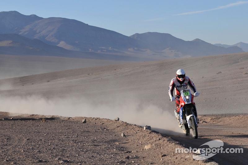 #11 KTM: Jakub Przygonski