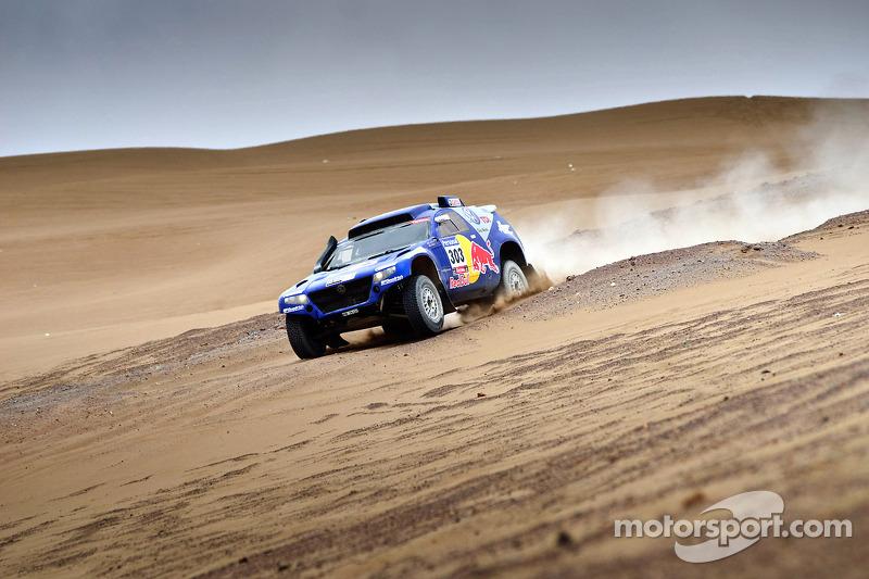 Kemenangan pertama Dakar